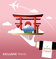 new exclusive japan 01 vector image