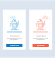 money bundle transfer coins blue and red download vector image