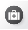case icon symbol premium quality isolated chest vector image vector image