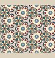 mono line pattern retro style for your design vector image