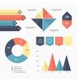 Infographic elements set vector image