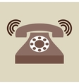 phone classic ring vector image