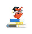 colorful educational and back to school vector image
