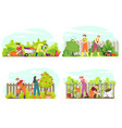 farming chore agriculture concept vector image