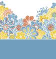 FlowerElements45 vector image vector image