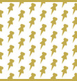 push pin pattern background vector image