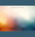 abstract color blurred background modern style vector image vector image