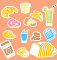 Bread Bakery vector image