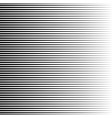 monochrome geometric grid mesh with straight lines vector image