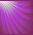 pink wave blurred background glowing pattern vector image vector image