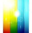 Colorful shiny backgrounds vector image vector image