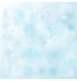 gentle blue christmas vector image vector image