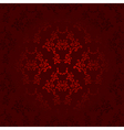 wallpaper damask vector image vector image