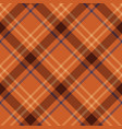 tartan merry christmas check seamless patterns vector image