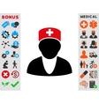 Medic Icon vector image