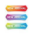 new arrival button set