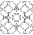 oriental classic pattern vector image vector image