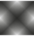 seamless halftone background monochrome texture vector image vector image