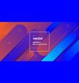 Minimalist trendy gradient shape background design