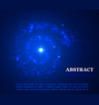 abstract background with falling star and vector image