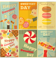 Sweetest Day Posters vector image vector image
