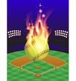 fire softball field
