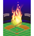 fire softball field