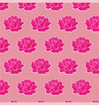 floral rose pattern vector image