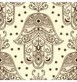 Hamsa2 vector image vector image