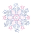 Mandala Indian decorative pattern vector image vector image