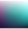 blue and purple dust background vector image vector image