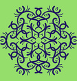 Mandala Ornamental Design vector image vector image