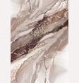 pouring ink acrylic oainting luxury earthy tone
