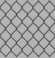 rabitz seamless pattern mesh netting ornament vector image vector image