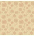 Vintage Floral Seamless vector image vector image