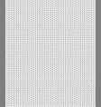 knitted white pattern vector image