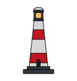 lighthouse icon image vector image vector image