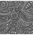 tribal ethnic background vector image vector image