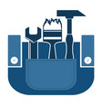 construction working industry concept vector image