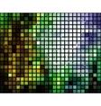 Block Mosaic Pattern vector image