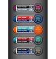 scoreboard sport timer vector image vector image