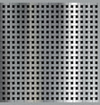 metal woven ventilation grille vector image