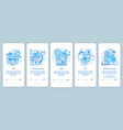 digital marketing tactics blue onboarding mobile