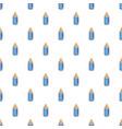 baby milk in bottle pattern seamless vector image vector image