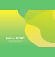 design template trendy gradient background vector image vector image