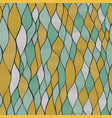 pattern abstract background with wave vector image vector image
