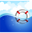 Rescue buoy vector | Price: 1 Credit (USD $1)