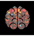 Abstract brain Nice element for design vector image