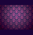 floral seamless pattern soft design vector image