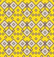seamless minimalistic patternsquarepattern vector image vector image